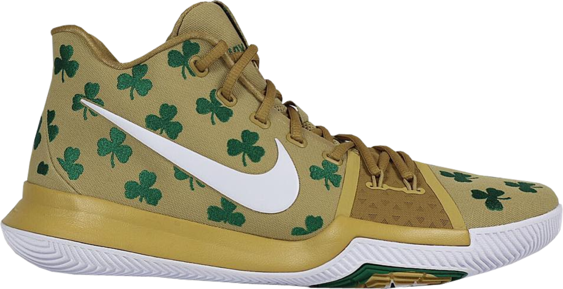 f9b97804dc8a Nike Kyrie 3 Luck PE - StockX News