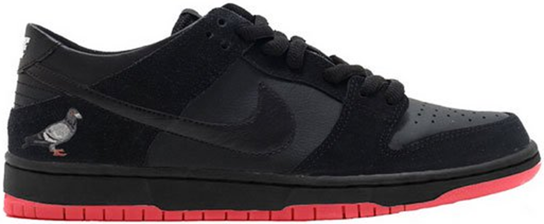 86d9c9d9f519 Jeff Staple x Nike SB Dunk Low Black Pigeon - StockX News