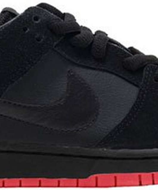 Jeff Staple x Nike SB Dunk Low Black Pigeon