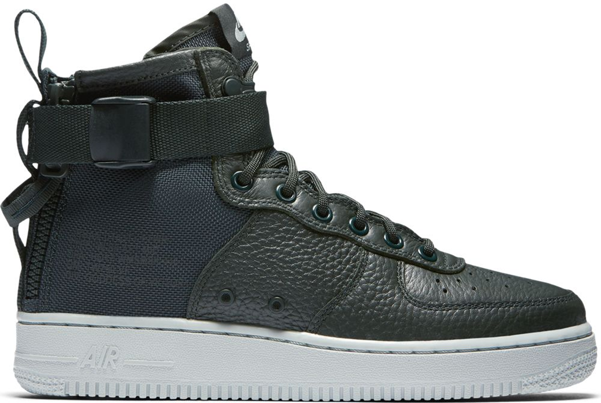 Women's Nike SF Air Force 1 Mid Outdoor Green