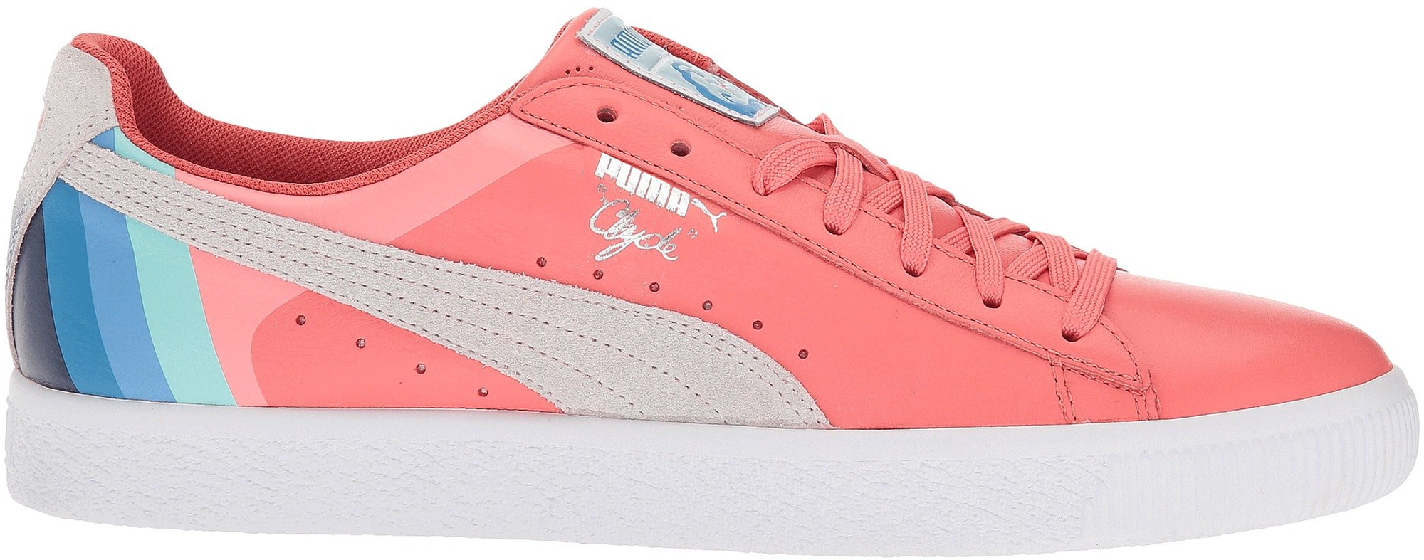 Pink Dolphin x Puma Clyde Porcelain Rose StockX News