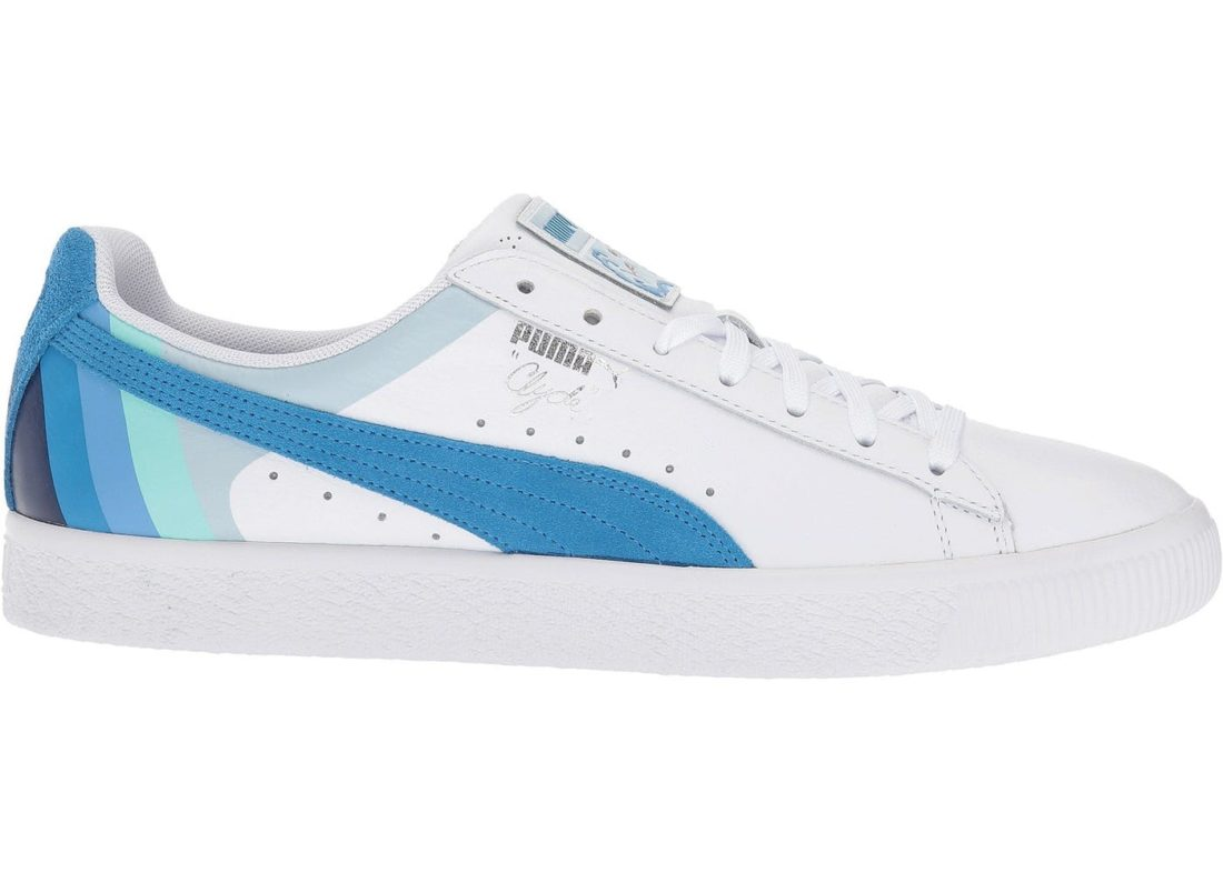 Pink Dolphin x Puma Clyde White French Blue StockX News