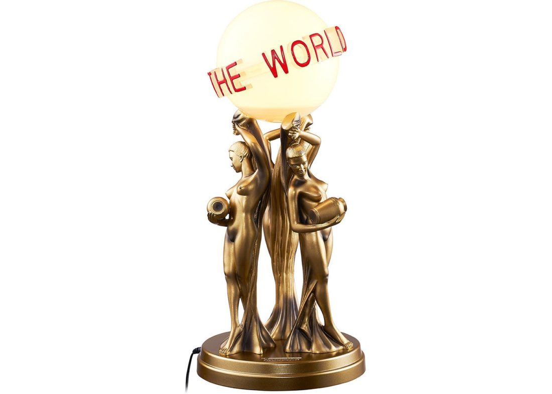Supreme Scarface Lamp