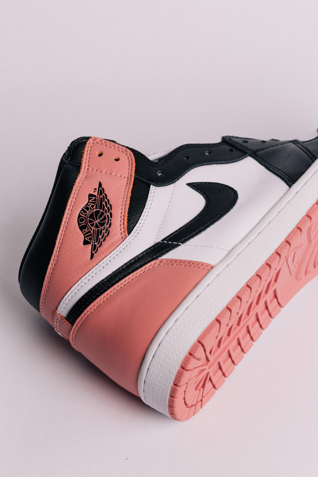 reputable site de137 6c7e2 Air Jordan 1 Rust Pink - StockX News