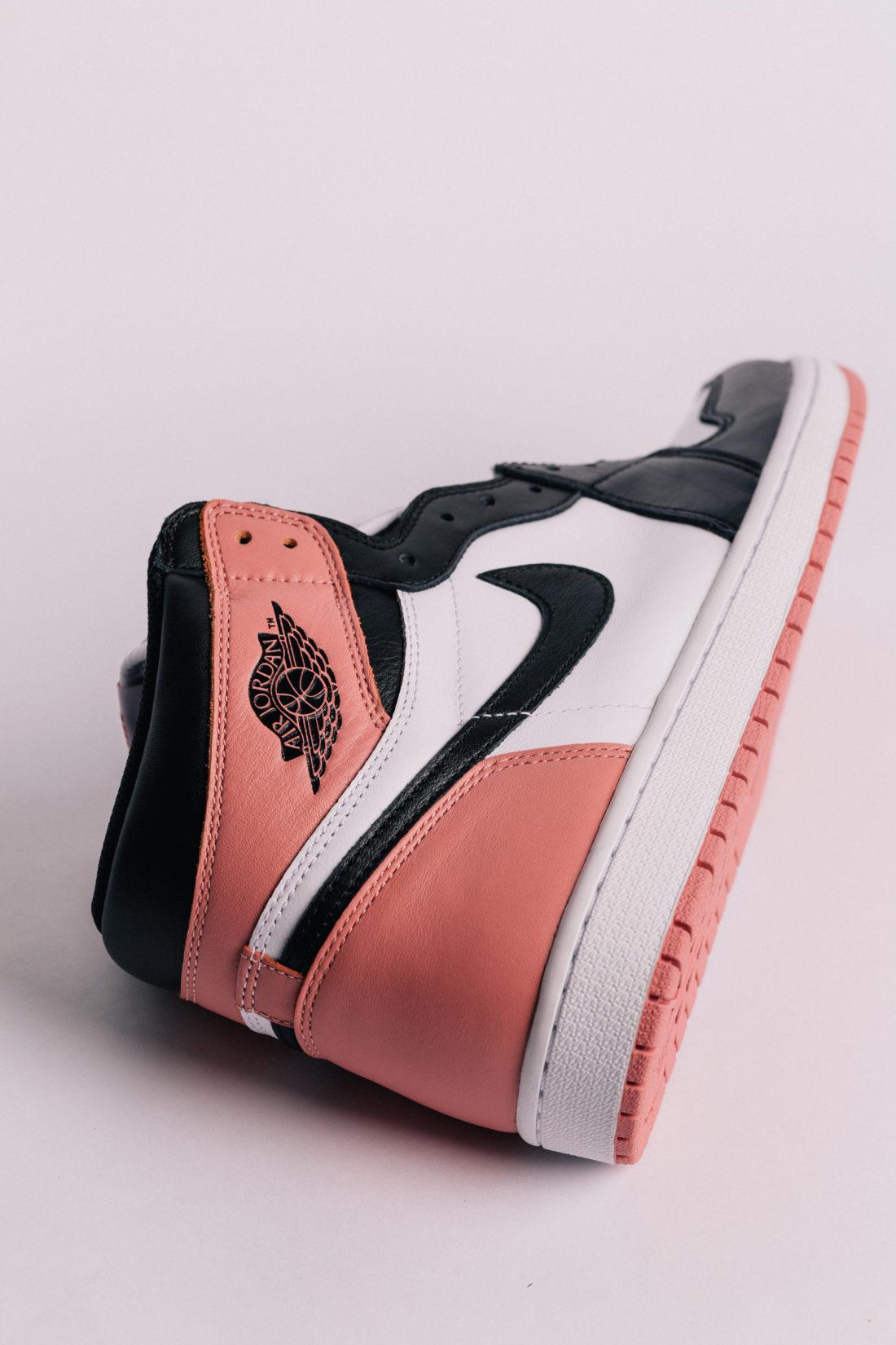 AJ1 Rust Pink Nigel Sylvester