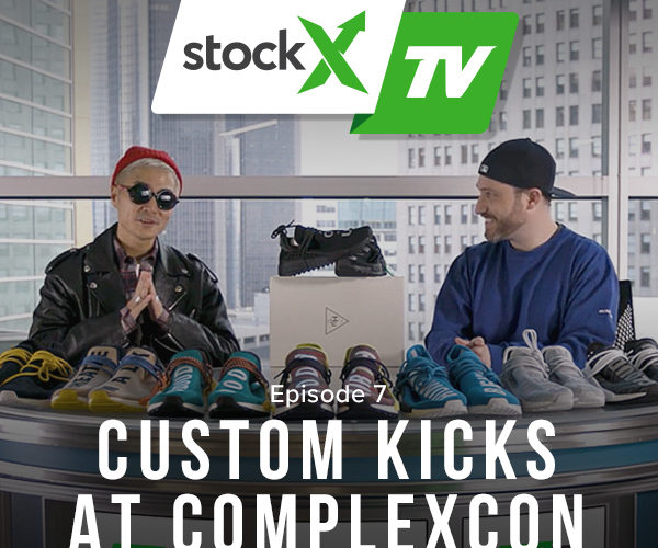 StockX TV Ep. 7 - Custom Kicks at ComplexCon, Pharrell NMDs & More