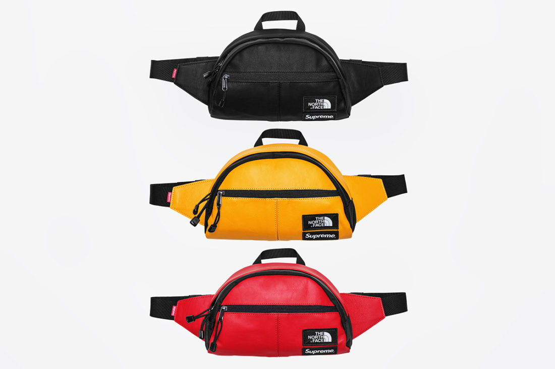 new style 1dd27 d008a Best Supreme Accessories - Supreme North Face Fanny Pack