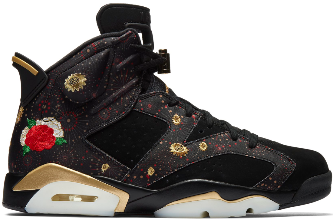 ad87d2d80b1705 Air Jordan 6 Retro CNY Chinese New Year 2018 - StockX News