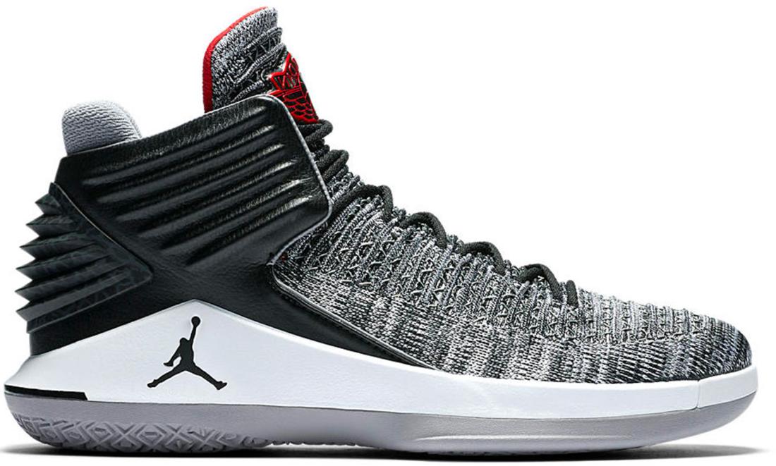 8d9a62043786 Air Jordan XXXII Black Cement - StockX News