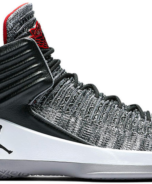 Air Jordan XXXII Black Cement