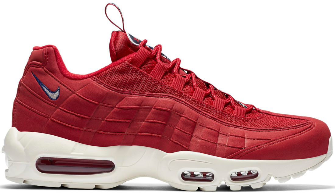 Nike Air Max 95 Pull Tab Red - StockX News 60d9f47e6