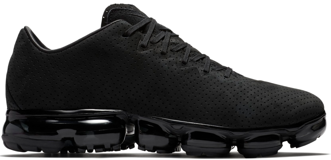 1be79a78 Nike Air VaporMax Leather Triple Black - StockX News