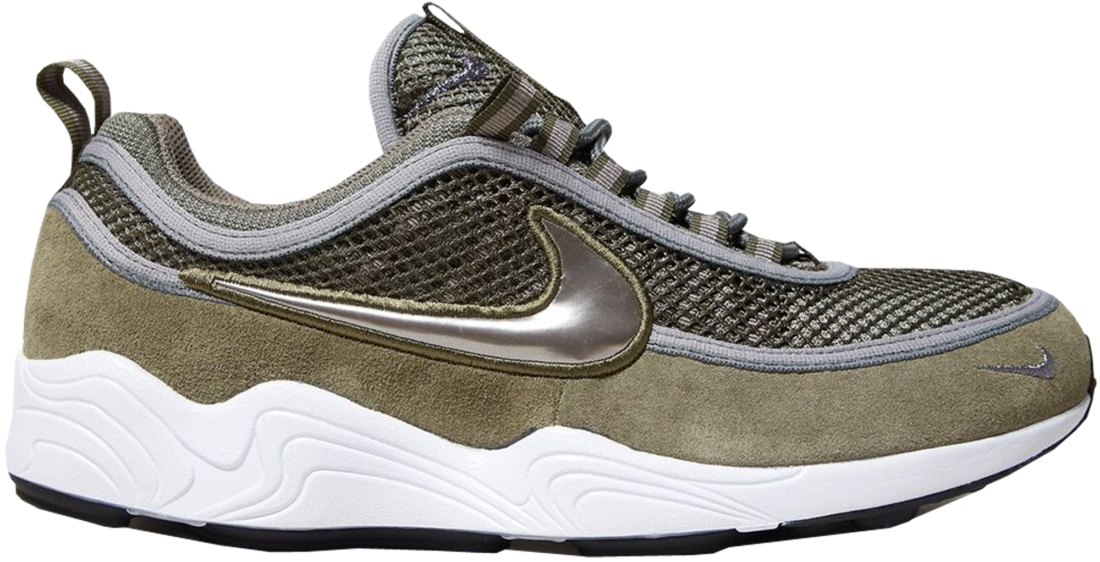 Nike Air Zoom Spiridon 16 Medium Olive - StockX News d52ea528c