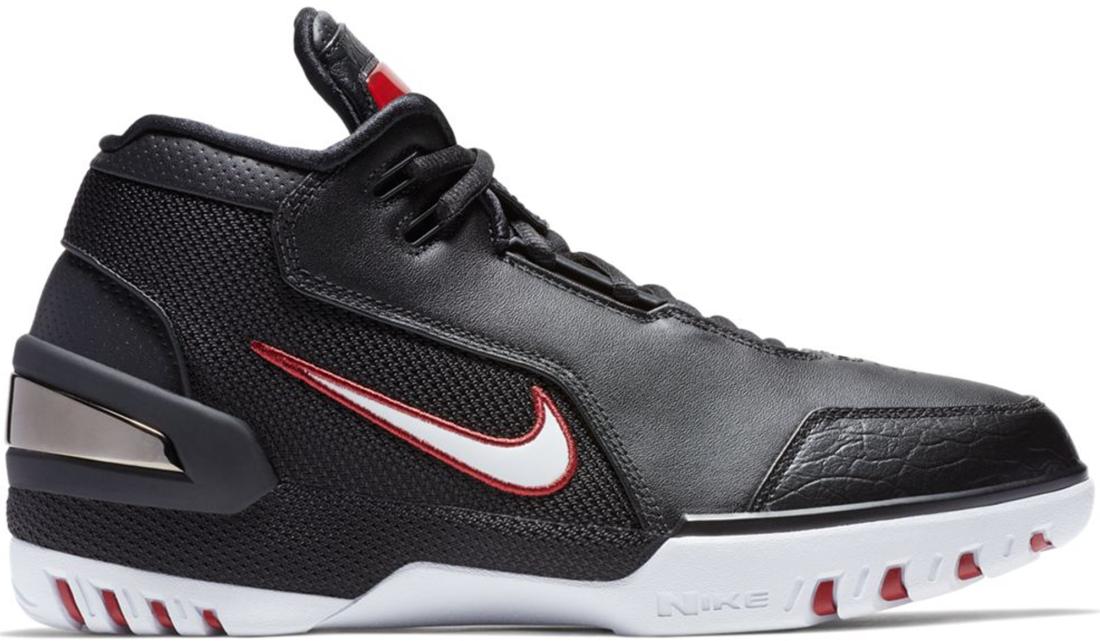 bd6dcde2a20f Nike Air Zoom Generation Retro Black White - StockX News