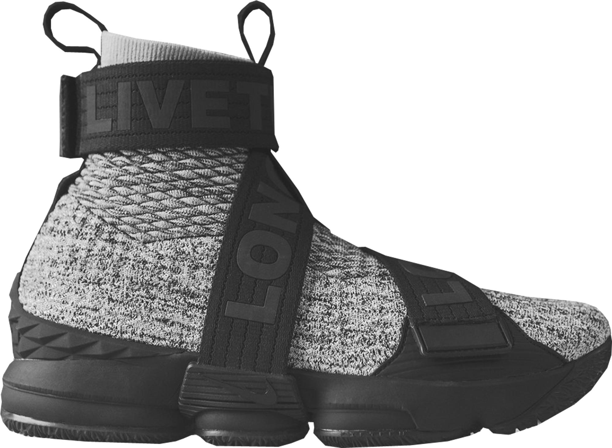 KITH x Nike LeBron 15 Lifestyle Concrete