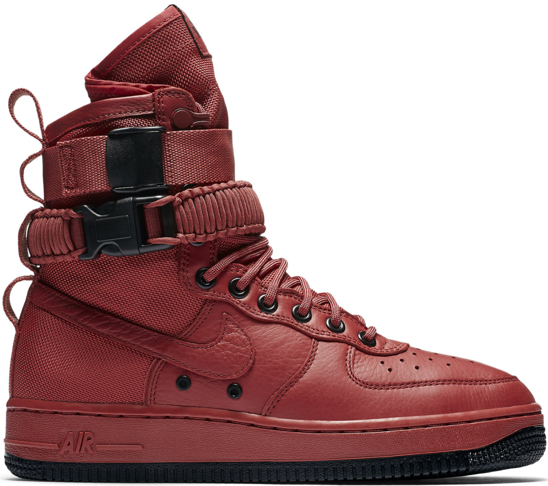 Women s Nike SF Air Force 1 High Cedar - StockX News c79f484623
