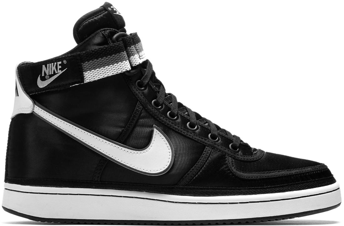 new product 632d7 fc7d3 Nike Vandal High Supreme Black White 2017