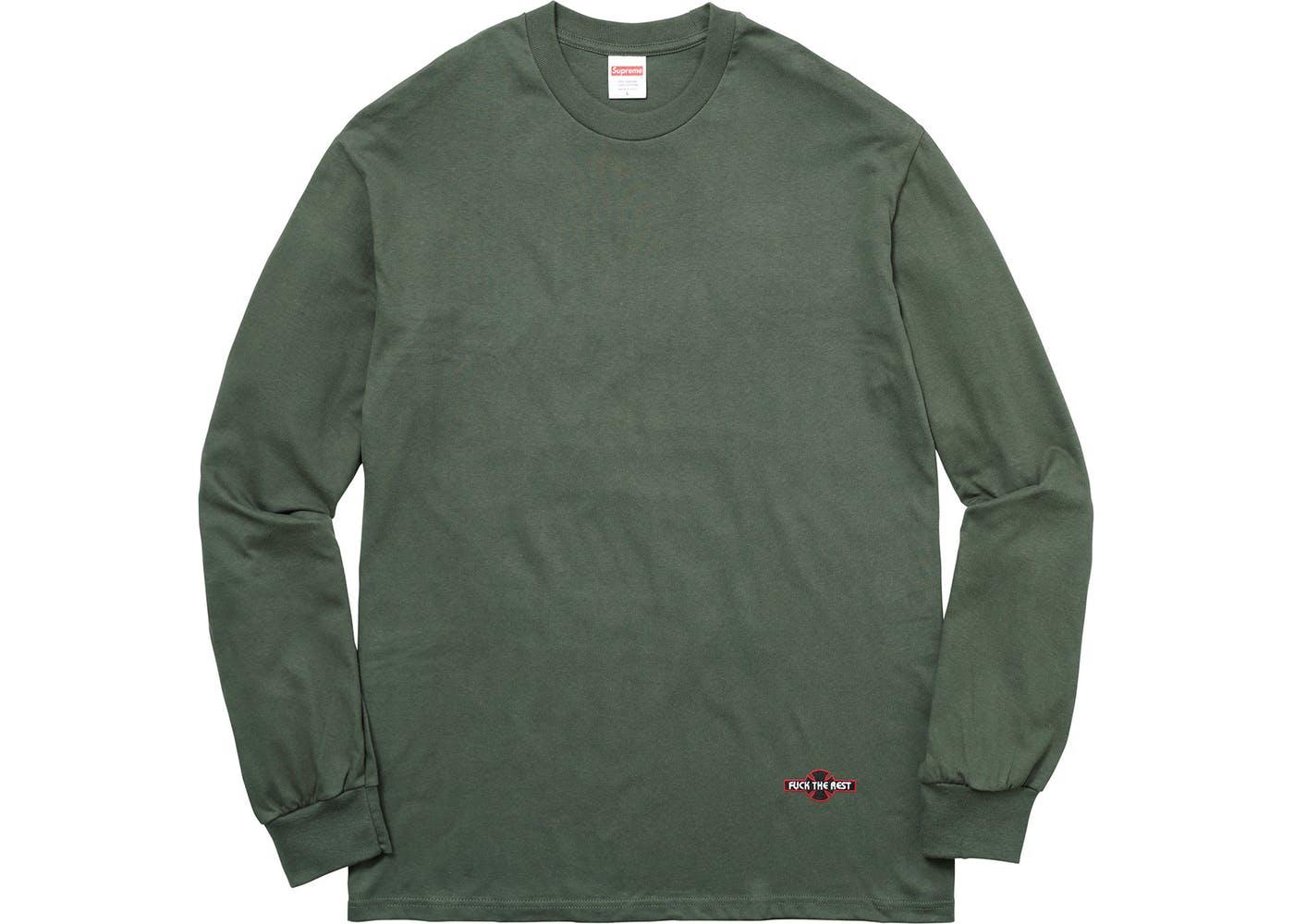 balenciaga t shirt olive