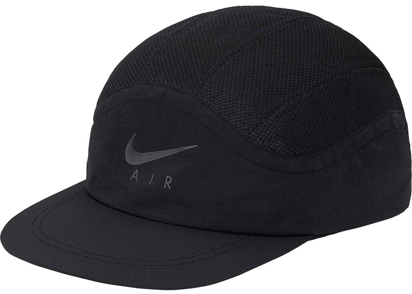 Supreme Nike Trail Running Hat Black