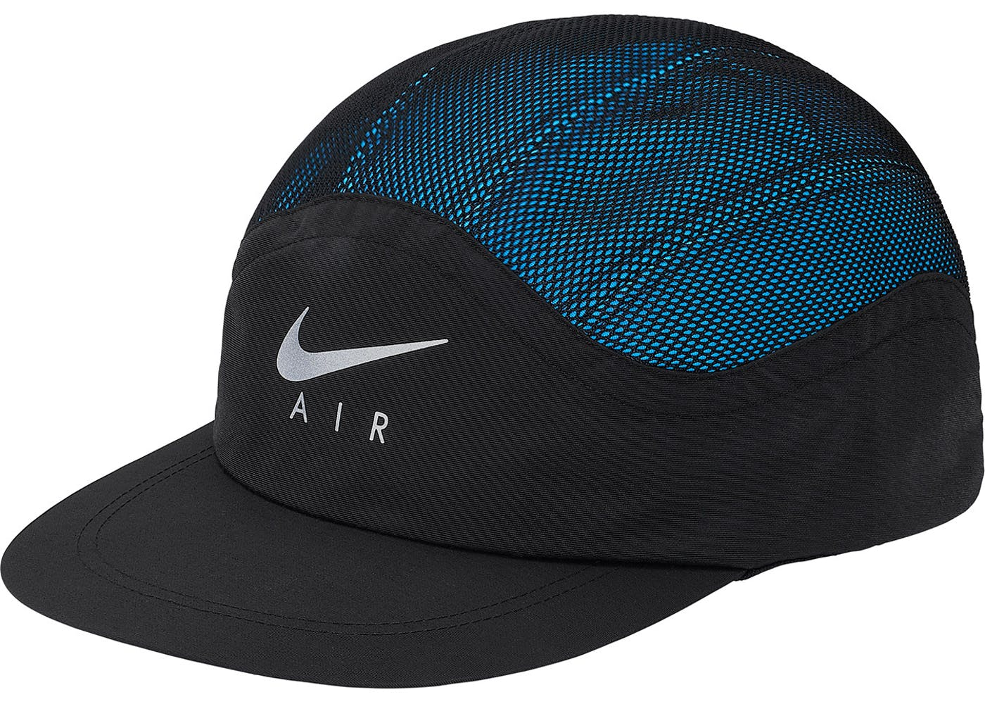 Supreme Nike Trail Running Hat Blue - StockX News 40558ffe982