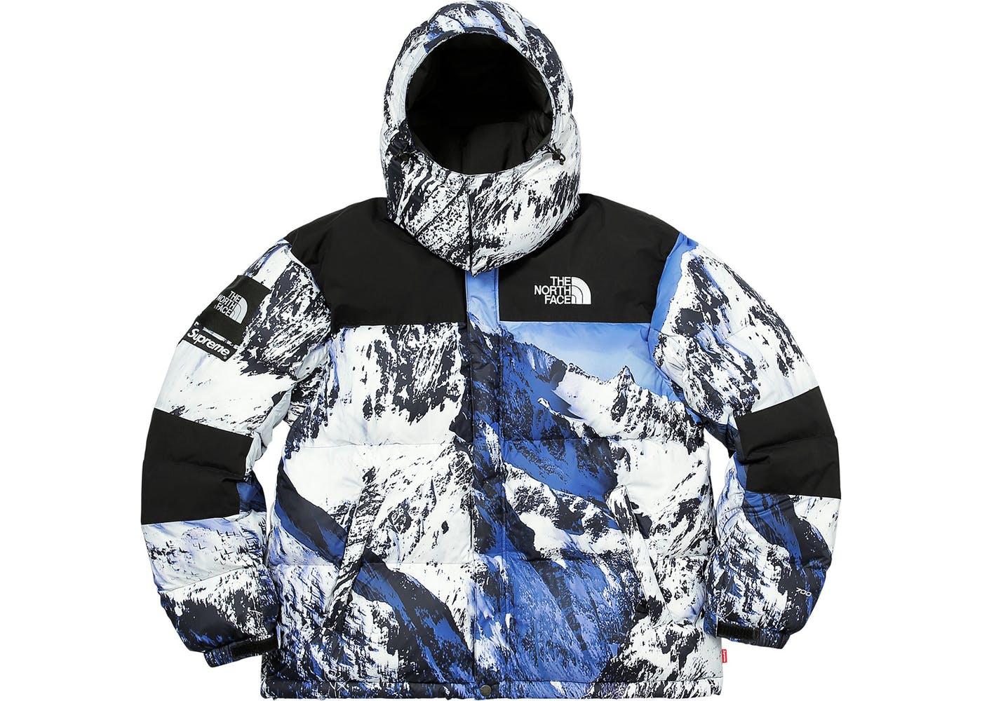 Supreme North Face Mountain Baltoro Jacket - StockX News