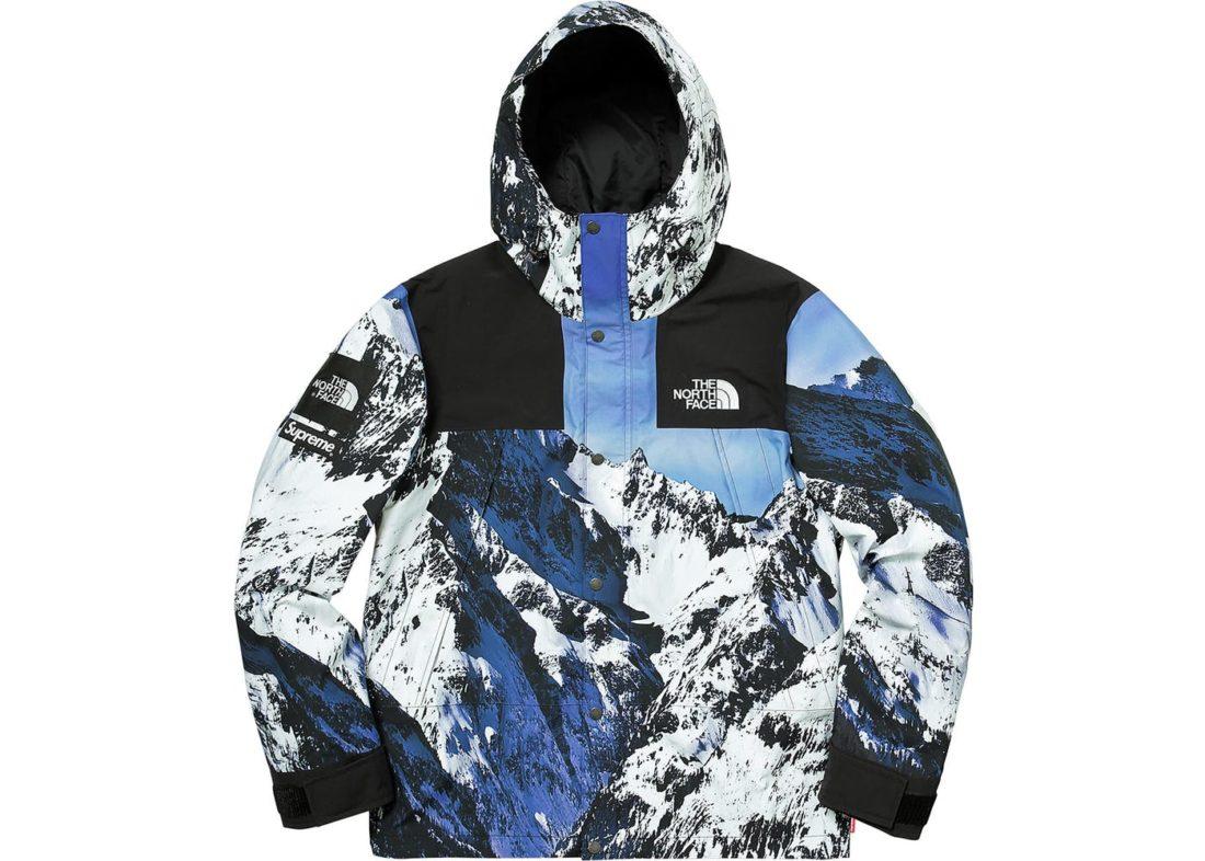 Supreme The North Face Mountain Parka - StockX News 4608f7059