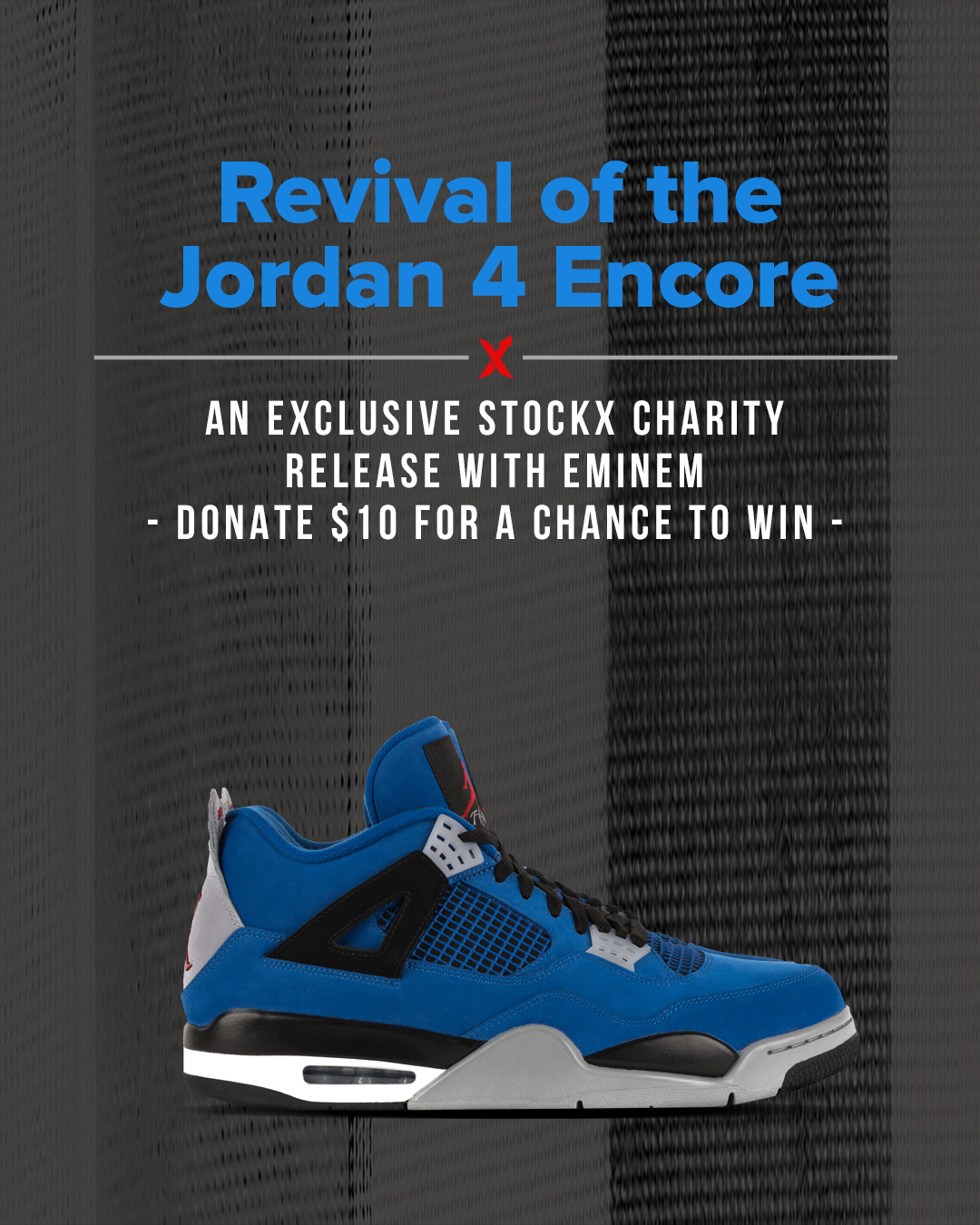 Drake and Eminem Share the Stage in Air Jordan 4's | Nice Kicks