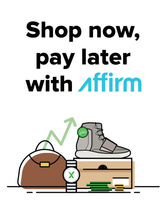 StockX Now Offers Payment Plans/Financing Through Affirm