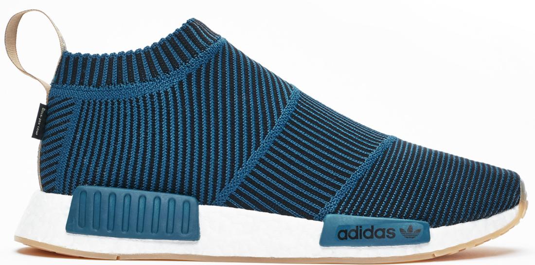 size 40 ee768 cbd9c adidas NMD CS1 Gore-tex Blue Night