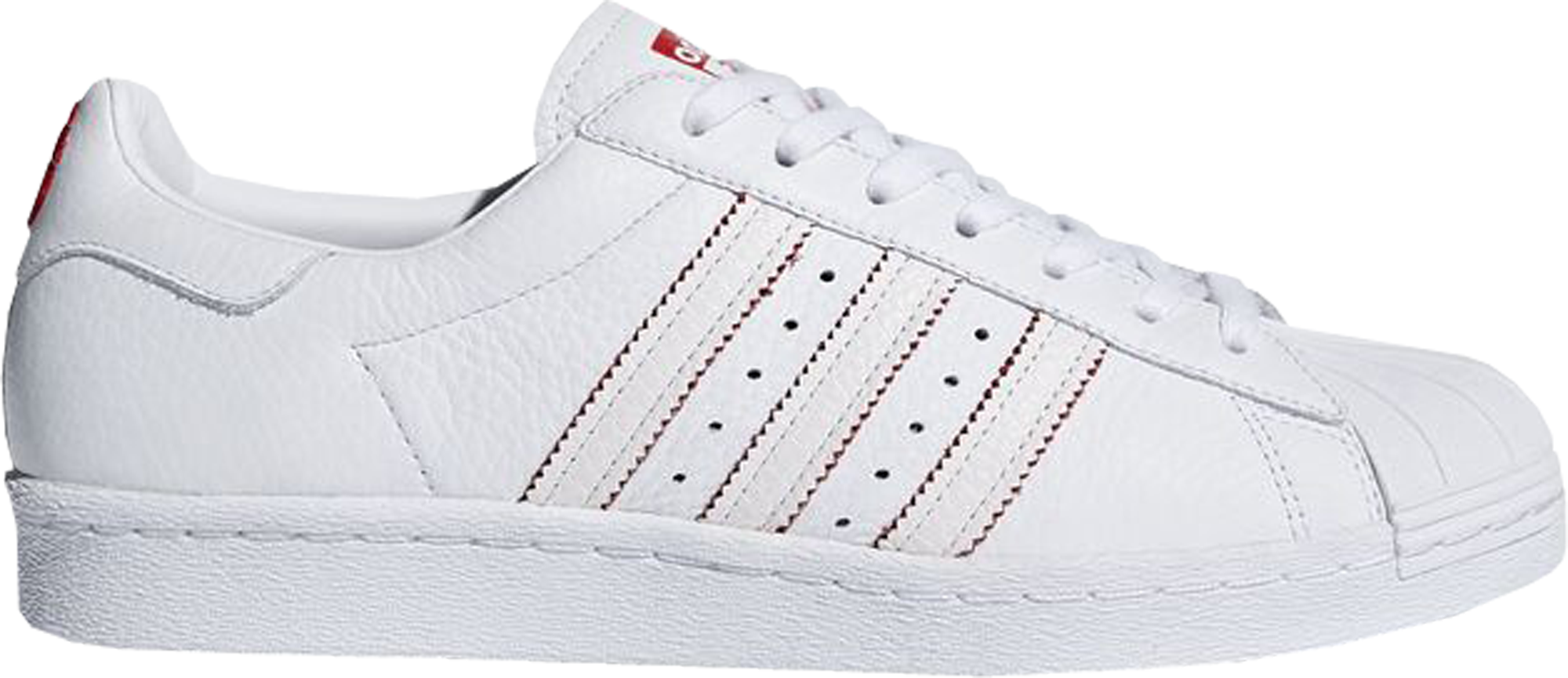 adidas superstar 80s low blush