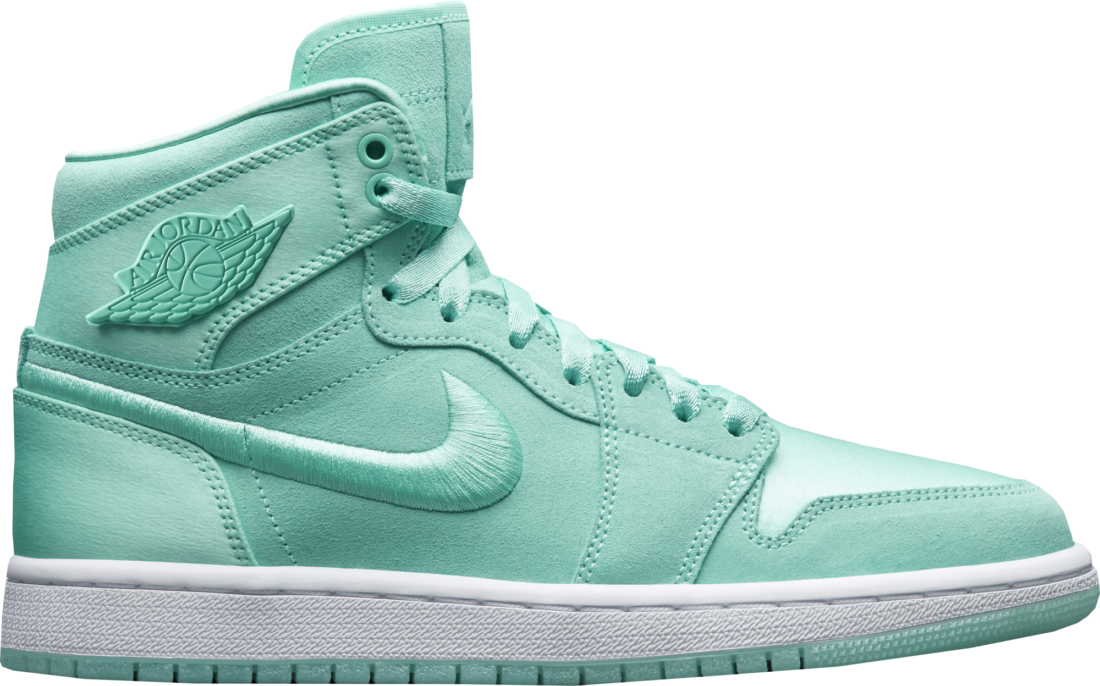Women s Air Jordan 1 Retro High SOH Light Aqua - StockX News 2f545c8559