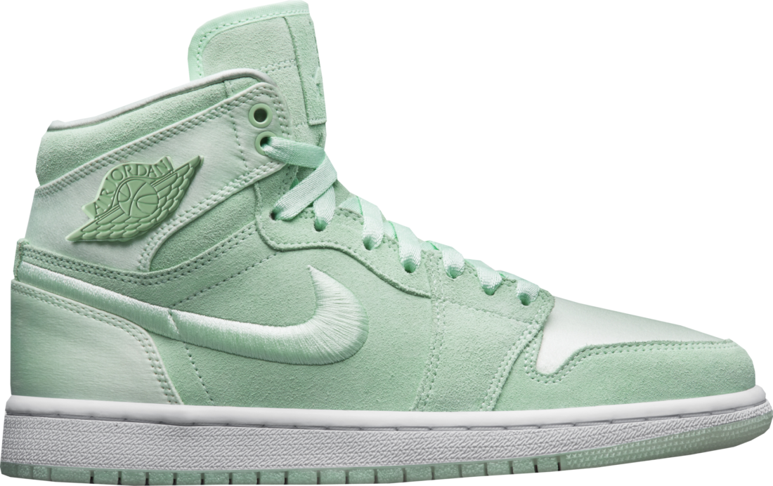 online store 64ffa 1f50b Women s Air Jordan 1 Retro High SOH Mint Foam