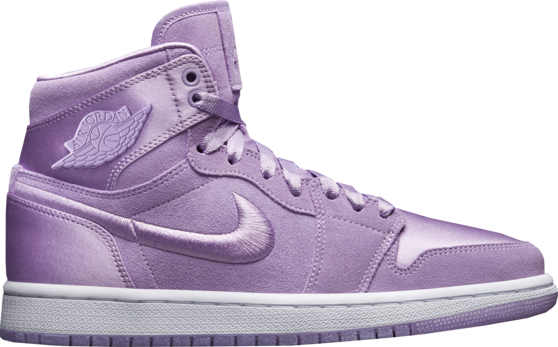 pretty nice fc257 d8b62 Women s Air Jordan 1 Retro High SOH Orchid Mist
