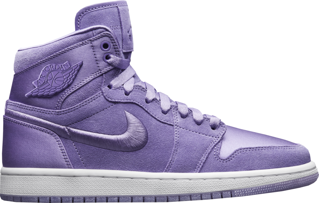73c2d9a9bd2050 Women s Air Jordan 1 Retro High SOH Purple Earth - StockX News