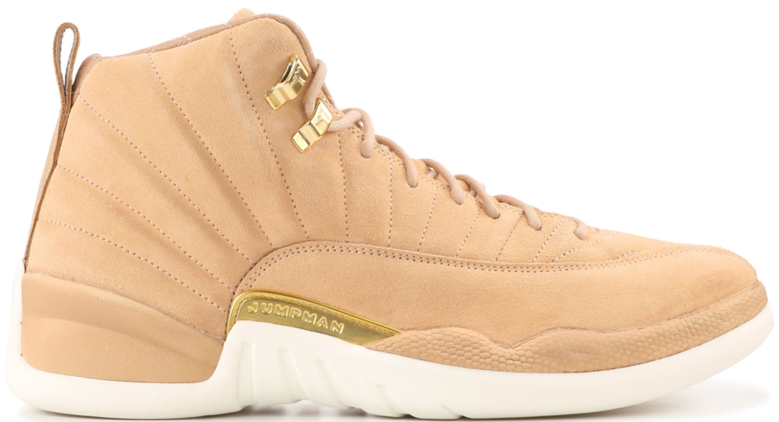 6f529f95725 Women's Air Jordan 12 Retro Vachetta Tan
