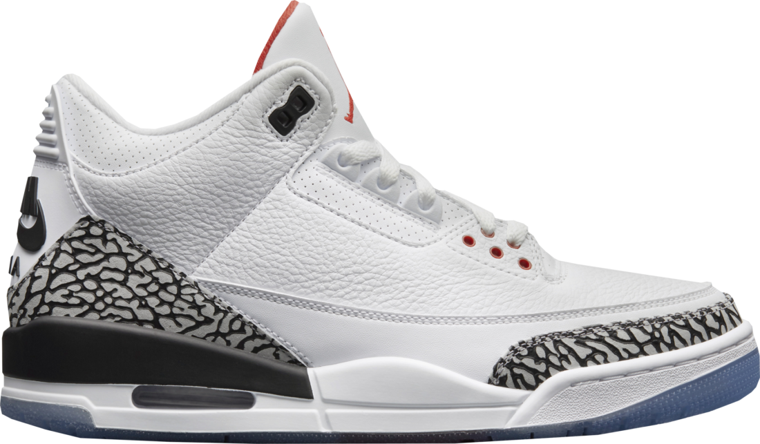6e5e9a8aa459 Air Jordan 3 Free Throw Line