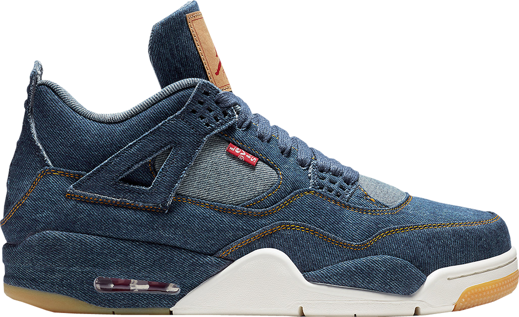 Levi's x Air Jordan 4 Retro Denim