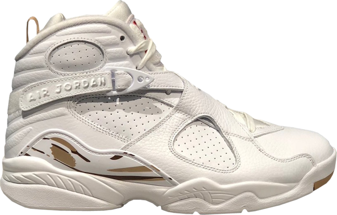 low priced b53a6 9c69f OVO x Air Jordan 8 Retro White - StockX News