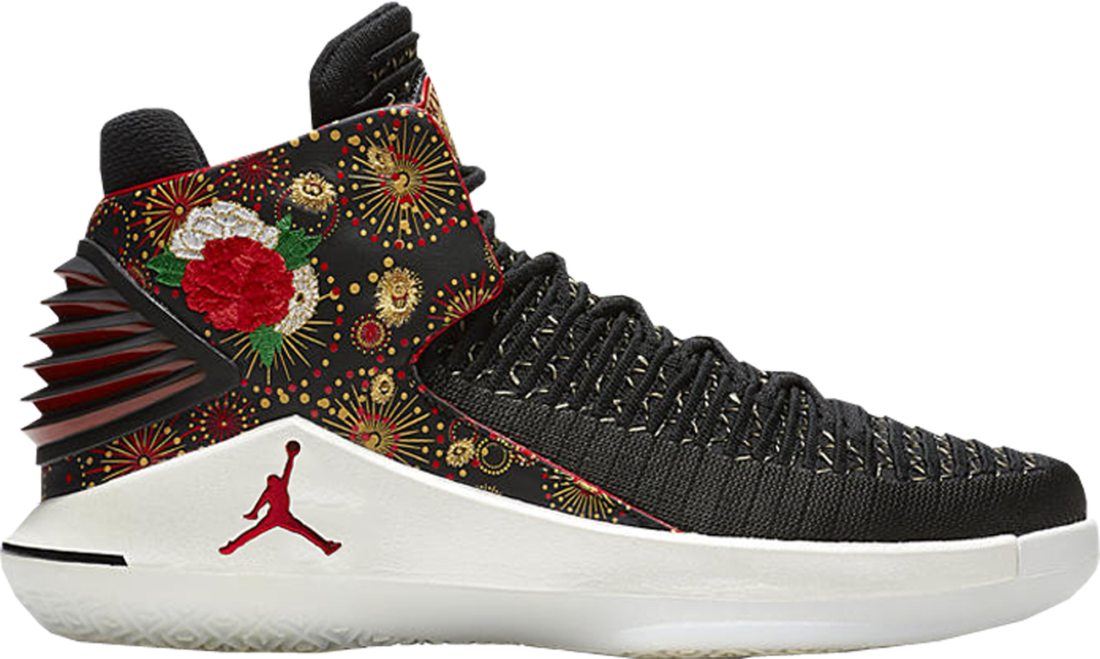 7f993814481b78 Air Jordan XXXII CNY Chinese New Year 2018 - StockX News