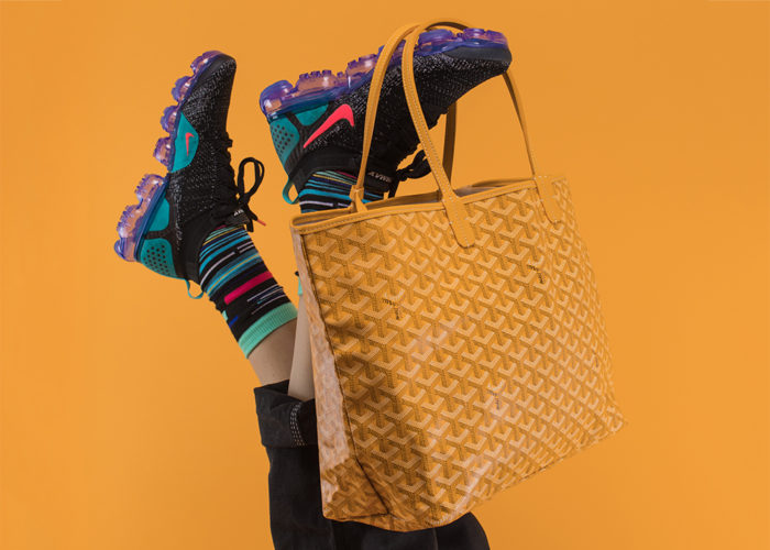 The Different Types of Totes Made by Goyard