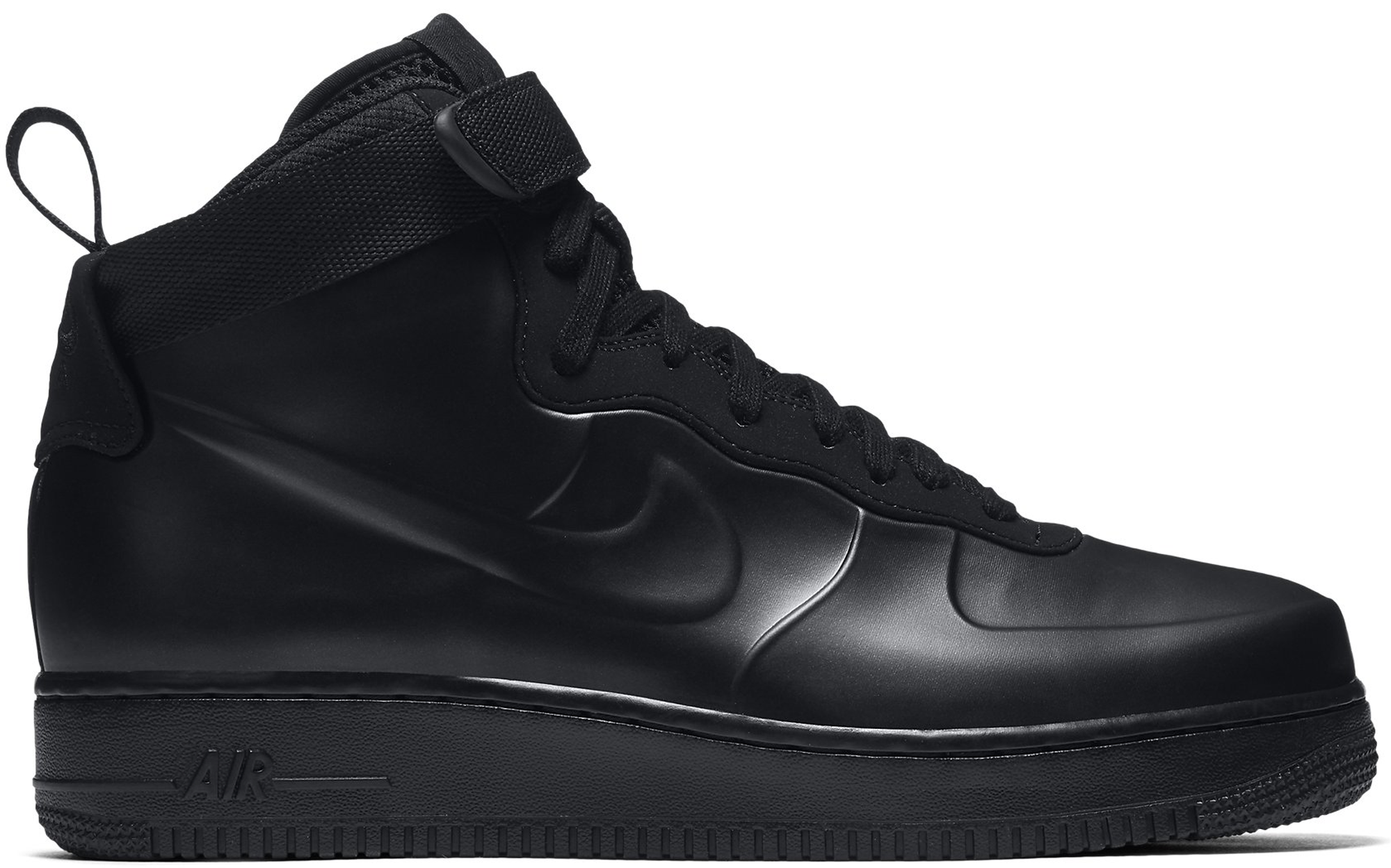 the nike air force 1 foamposite cupertino