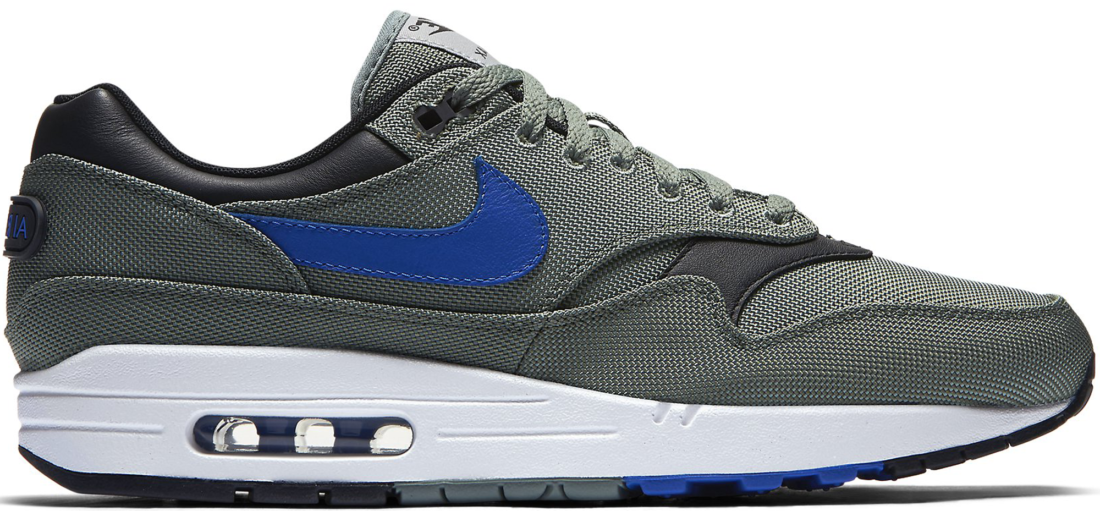 reputable site d0115 fe386 Nike Air Max 1 Premium Air Max 93 Logo Clay Green - StockX News