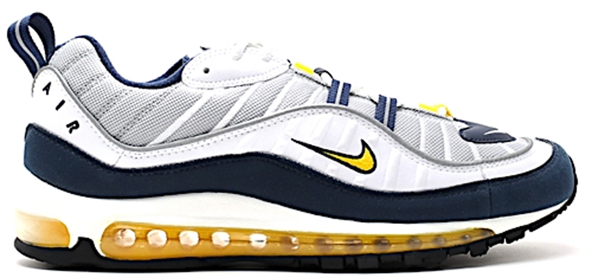 Several Colorways Of Nike Air Max 98 Tour Yellow Online Sale