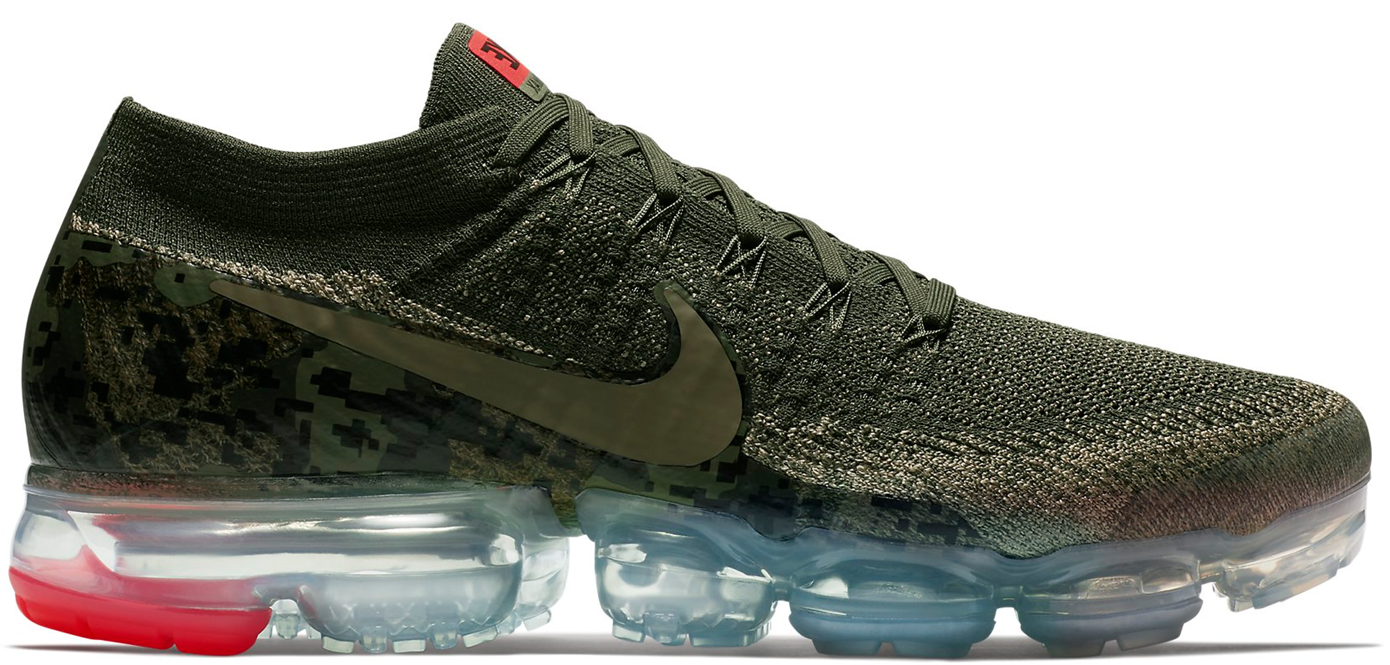 nike air vapormax flyknit camo. Black Bedroom Furniture Sets. Home Design Ideas