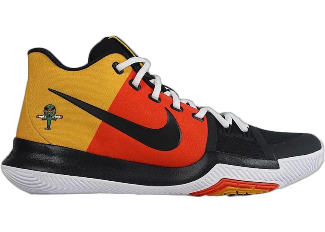 8754ed5455bb Nike Kyrie 3 Raygun PE - StockX News