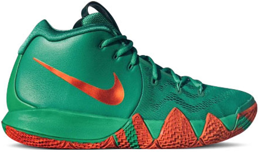 pretty nice 7f5de 24d5e Nike Kyrie 4 Fall Foliage - StockX News