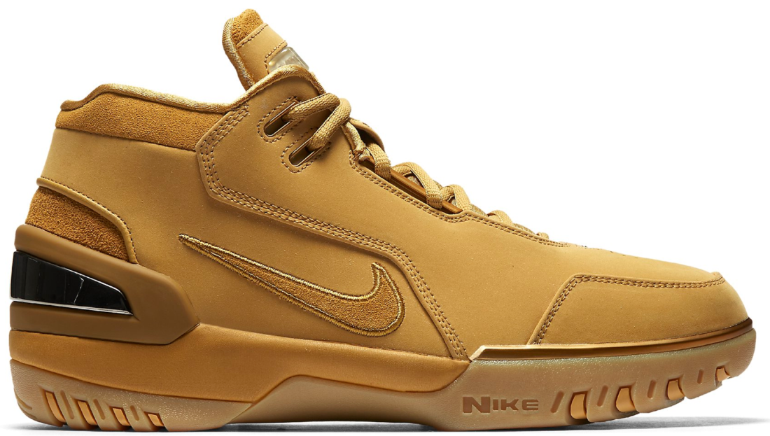 2ad4d144133 Nike Air Zoom Generation Wheat Retro 2018 - StockX News