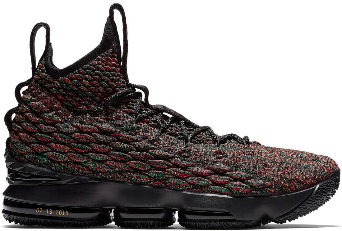 quality design cd77f a7a6d Nike LeBron 15 BHM Black History Month 2018