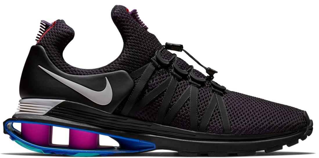 super popular 16b26 07a3e Nike Shox Gravity Grand Purple
