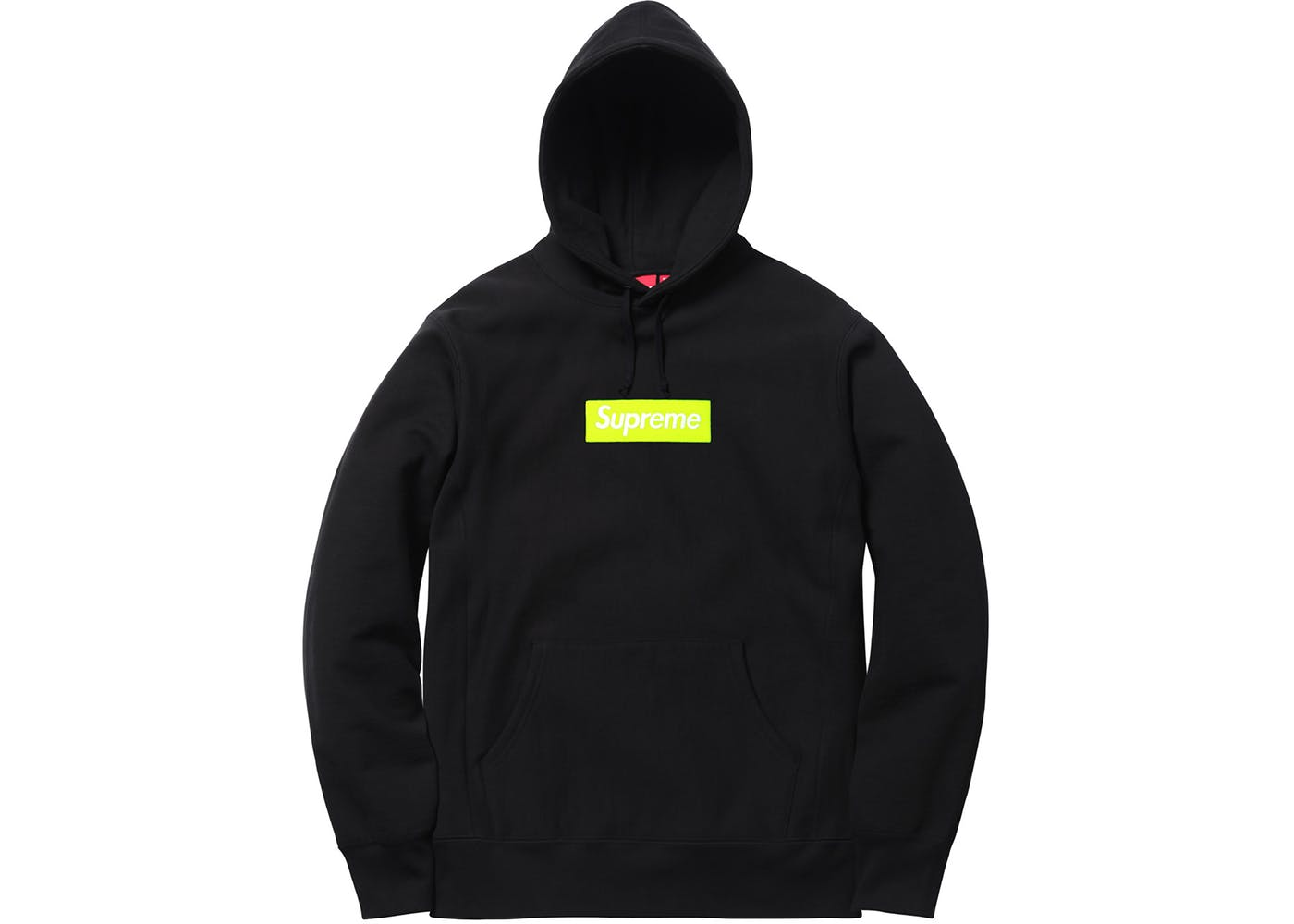 Supreme Box Logo Hoo Black